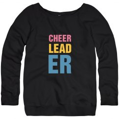 Cheerleader Sweater