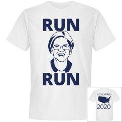 Run, Warren, Run