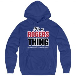 It's a Rogers thing