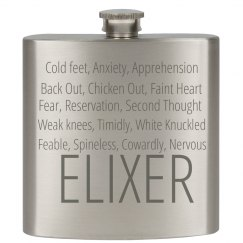 Cold feet flask
