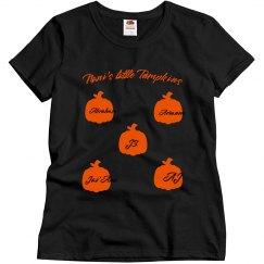 Nani's pumpkins