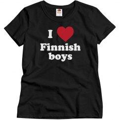 I love Finnish boys!