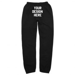 Make Custom Sweatpants