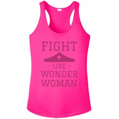 Breast Cancer Fight Like A Super Hero