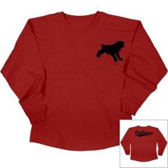Georgia bulldogs long sleeve shirt 2.