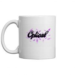 Optical Crystal Mug