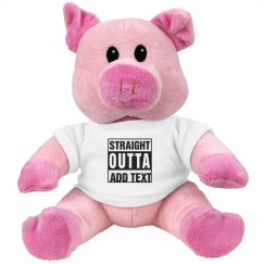 Straight outta Piggie