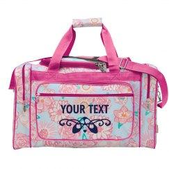 Trendy Custom Dance Bag Ballet