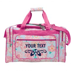 Trendy Custom Dance Bag Ballet