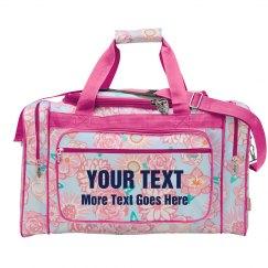 Custom Duffel Bags For Dancers
