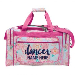 Dancer Bag Custom Name Gift