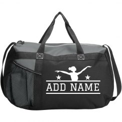 Cute Custom Dancer Bag Add Name