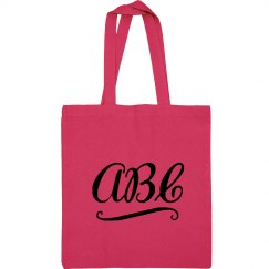 Custom Initials Dance Sport Bag