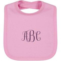 Infant Jersey Bib