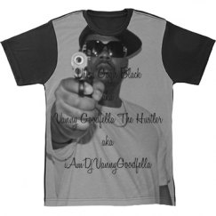 Vanny Goodfella Black Out T-Shirt