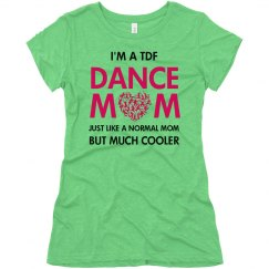 Cooler Dance Mom