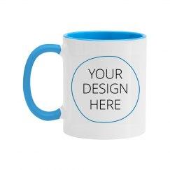 Customize A Color Mug