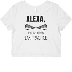 Alexa Command Lax Practice