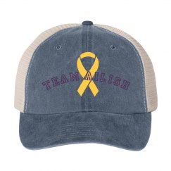 Team Ailish Ball Cap