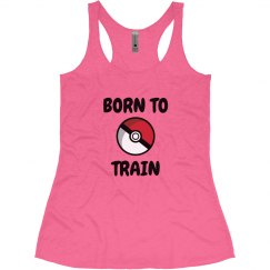 Girl's Born To Train