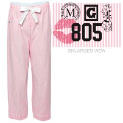 MGF Sleepy Kisses Pajama Bottoms