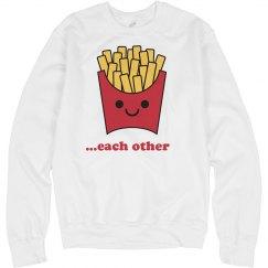 Fry Girl Made For