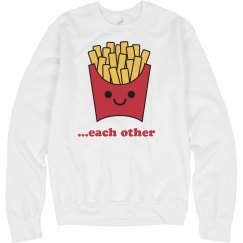 Fry Girl Made For