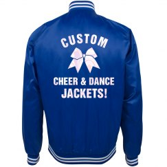 Custom Cheer and Dance Jackets