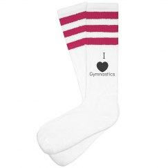 Gymnastics socks