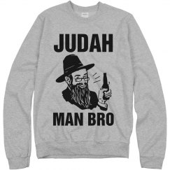 Judah Man Bro Sweatshirt
