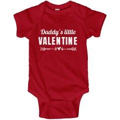 Daddy's Little Valentine
