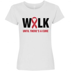 Walk Until There's A Cure