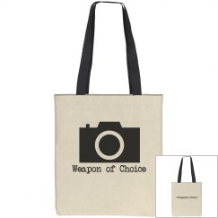 Weapon of Choice Tote