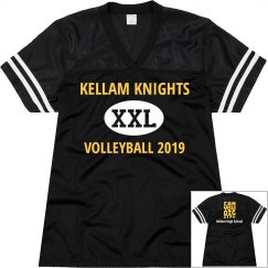 Football Jersey for Volleyball