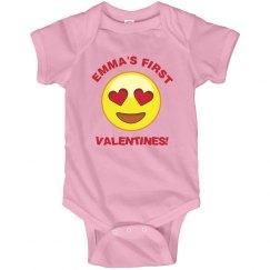 Baby's Valentines Emoji