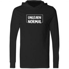 UnlearnNormal Unisex Hoodie