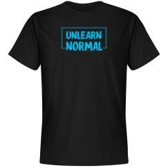UnlearnNormal Men's T