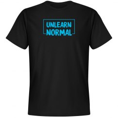 UnlearnNormal Men's T