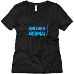 UnlearnNormal Women's T