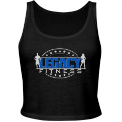 Legacy Ladies Cropped Tank