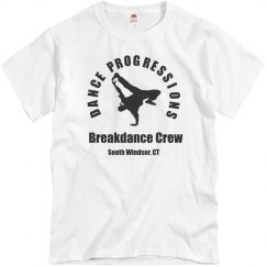 Breakdance Crew Tee