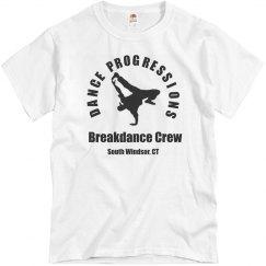 Breakdance Crew Tee