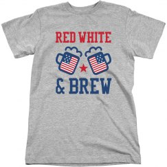 America Red White And Brew