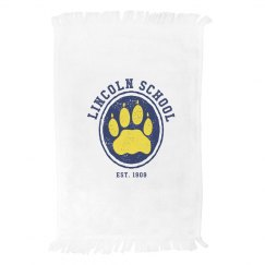 Lincoln School Gym/Rally Towel