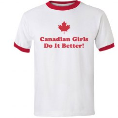 Canadian Girls Better