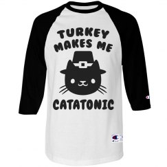 Cat Thanksgiving Shirt