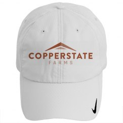 Copperstate Farms Nike Golf Sphere Dry Hat