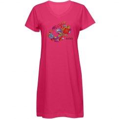 Flowbie Tee Dress