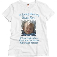 Custom Baby Memory Tee