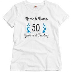 Celebrating 50 Years And Counting